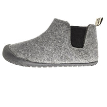 Load image into Gallery viewer, Gumbies Brumby Slipper Boots Grey and Charcoal