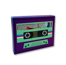 Load image into Gallery viewer, Urban Eccentric Socks Cassette Tape