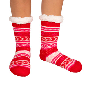 Thermal Socks Nordic Red