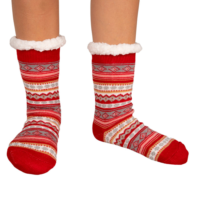 Thermal Socks Nordic Scarlet