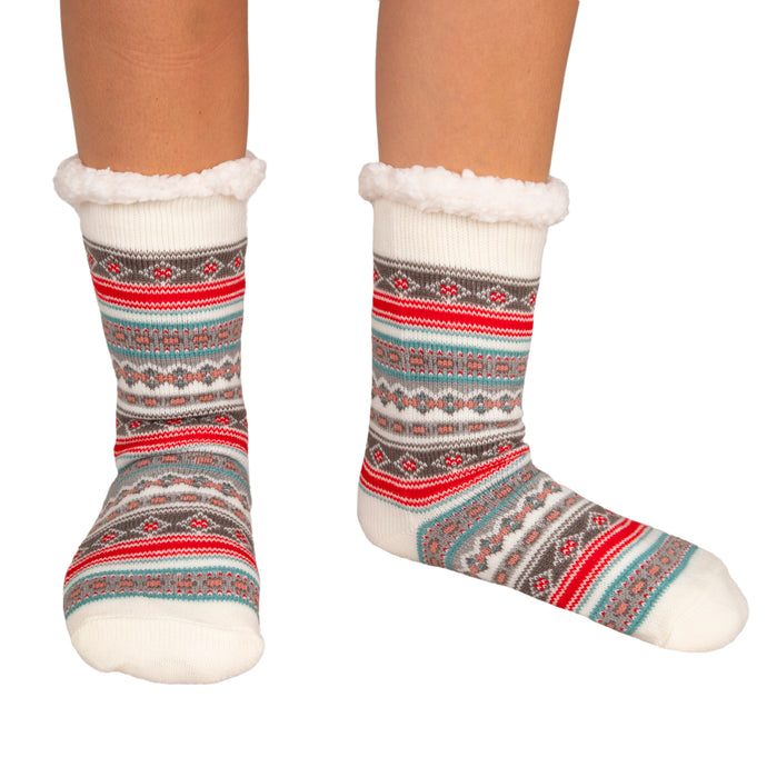 Thermal Socks Nordic White