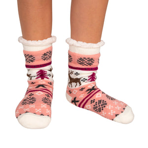 Thermal Socks Nordic Pink