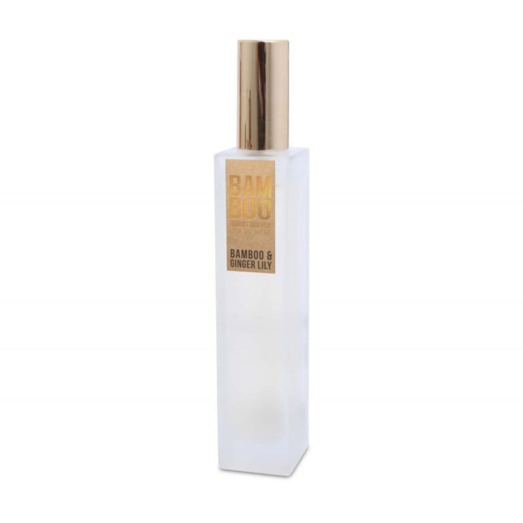 Fragrance Spray Bamboo & Ginger Lily