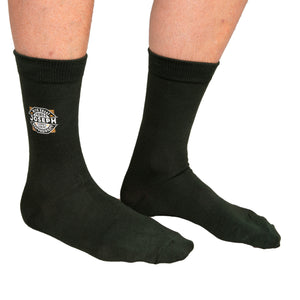 Bamboo Socks Men's Personalised