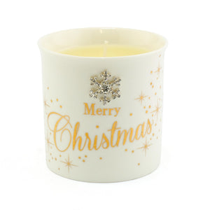 MAD DOTS SCENTED CHRISTMAS CANDLE