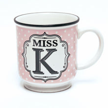 Load image into Gallery viewer, Alphabet Mug - Miss