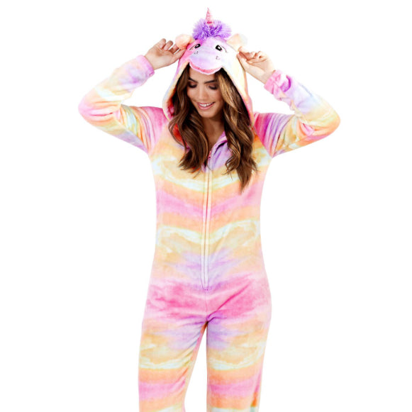 Unicorn Multi Coloured Onesie
