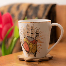 Load image into Gallery viewer, Palmistry Mug
