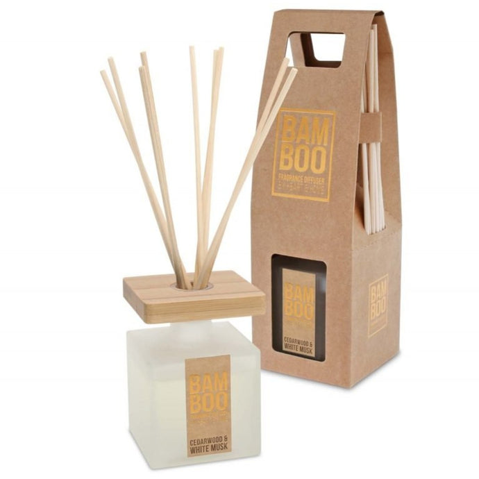 Fragrance Diffuser Cedarwood & White Musk