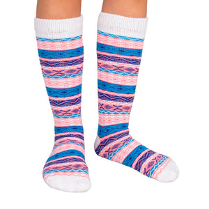 Women's Wellington Boot Socks White