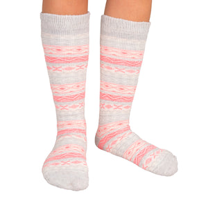 Women's Wellington Boot Socks Grey