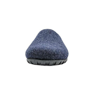 Gumbies Outback Slipper Navy and Grey