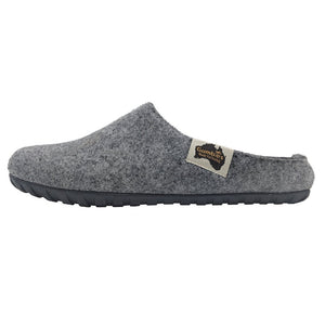 Gumbies Outback Slippers Grey and Charcoal