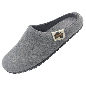 Gumbies Outback Slipper Grey & Charcoal