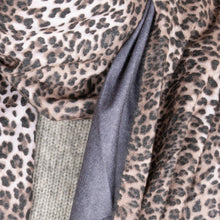 Load image into Gallery viewer, Pashmina Scarf Leopard Print