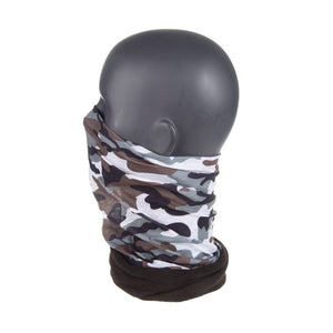 Men's Neck Warmer Camo