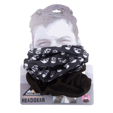 Load image into Gallery viewer, Men's Neck Warmer Skulls