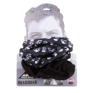 Men's Neck Warmer Skulls