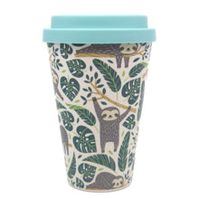 Load image into Gallery viewer, Bamboo Eco Cup Sloth