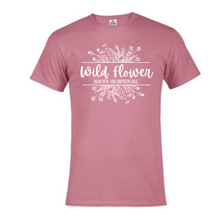 Load image into Gallery viewer, Short Sleeve T-Shirt - Wild Flower