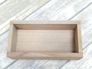 9 in. Centerpiece Box