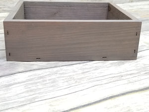 Square Centerpiece Box