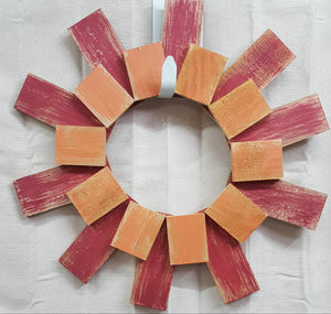 Live DIY  Sunshine Wreath