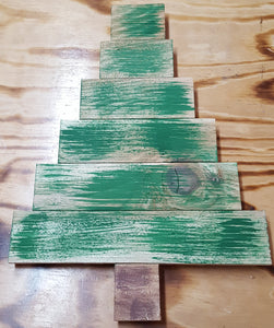 Live DIY  Christmas Tree