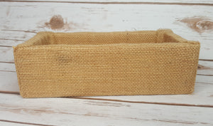 Burlap Wood Products