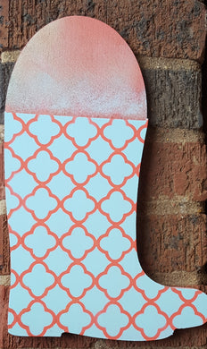 Rainboots Cut Out Craft Kit