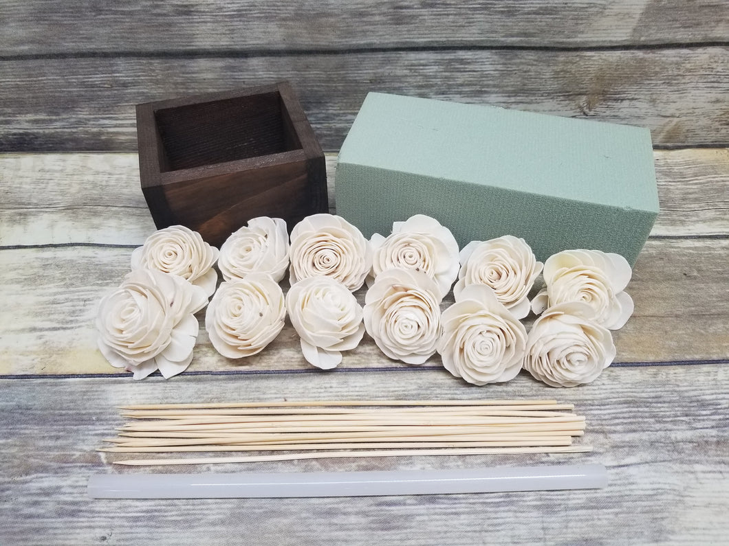 4 inch Center Piece - Craft Kit
