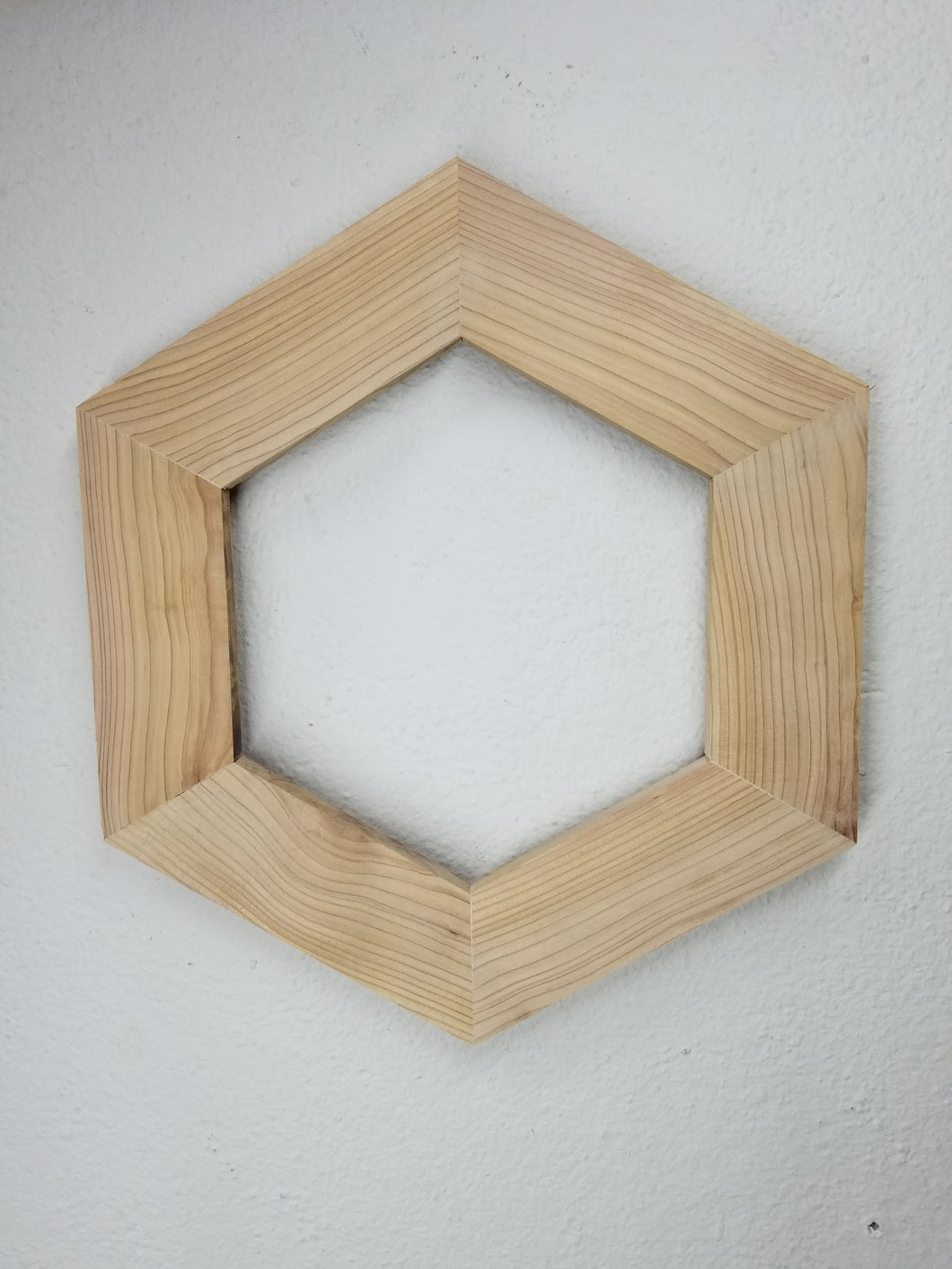 Hexagon Wreath- 14