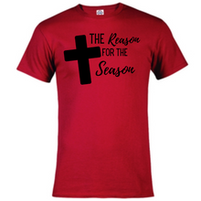 Load image into Gallery viewer, Short Sleeve T-Shirt - The Reason For the Season
