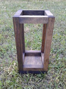 SIMPLE WOODEN LANTERN KIT