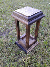 Load image into Gallery viewer, ELEGANT WOODEN LANTERN KIT