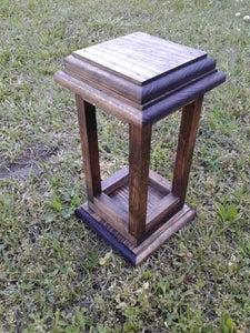 ELEGANT WOODEN LANTERN KIT