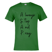 Load image into Gallery viewer, Short Sleeve T-Shirt -A.S.A.P.