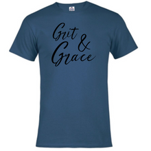 Load image into Gallery viewer, Short Sleeve T-Shirt  - Grit and Grace