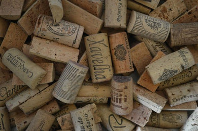 Wine Cork Halves