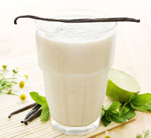 Lime Protein Shake