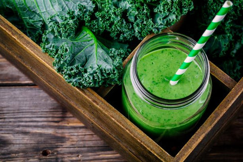 Grünkohl Green Smoothie
