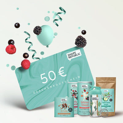 Shape Gutscheine Gift Card Shape Republic €50,00 EUR