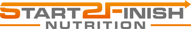 Start 2 Finish Nutrition Logo