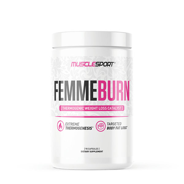 Femmeburn - START 2 FINISH NUTRITION