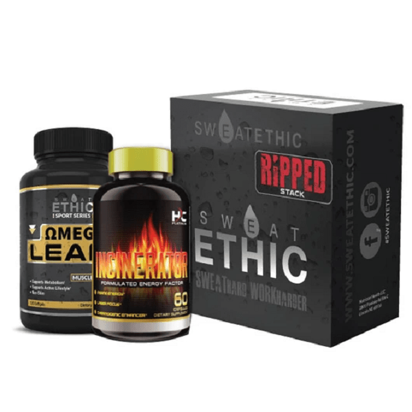 Ripped Stack - START 2 FINISH NUTRITION