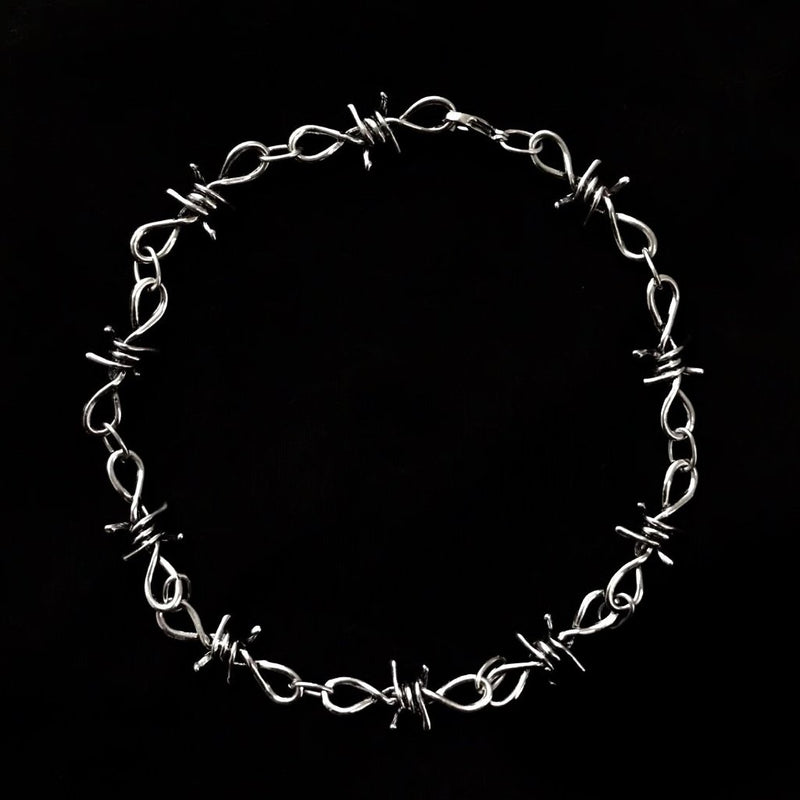 Barbed Wire Choker/ Necklace