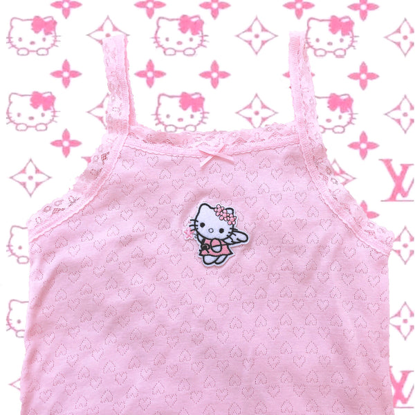 Fairy Kitty Tank Top