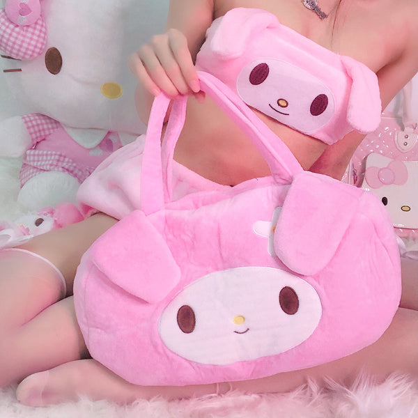 Cuties Plush Bags