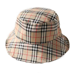 Classic Plaid bucket hat