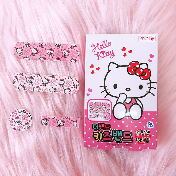 Kawaii Kitty Bandages